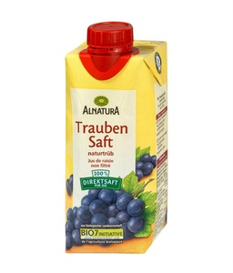 6 x Traubensaft