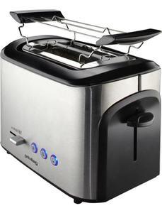Privileg Toaster »in Edelstahl«, für 2 Scheiben, 800 Watt