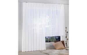 Fertig-Store Yana, weiß, ca. 245 x 300 cm