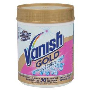 "Vanish Oxi Action Powder 500 gr. ""Gold White"""