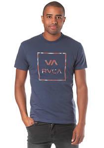 RVCA Va All The Way - T-Shirt für Herren - Blau