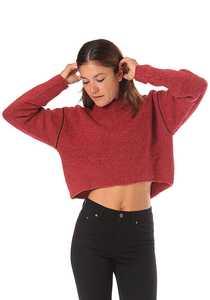 Cheap Monday User - Strickpullover für Damen - Rot
