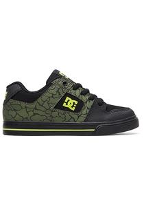 DC Pure Se - Sneaker für Jungs - Schwarz