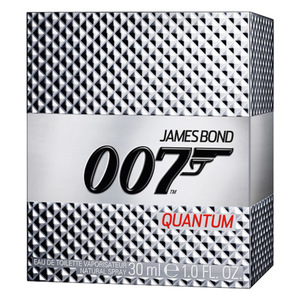 James Bond 007 Quantum Eau de Toilette Spray 30 ml