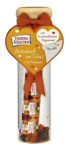 Flaschenpost Ferrero Küsschen 44g