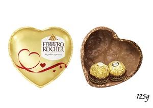 Ferrero Rocher Herz 125g 3D-Hohlfigur