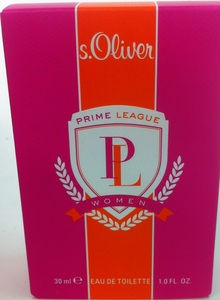 S. Oliver PL Prime League Woman 30 ml Eau de Toilette