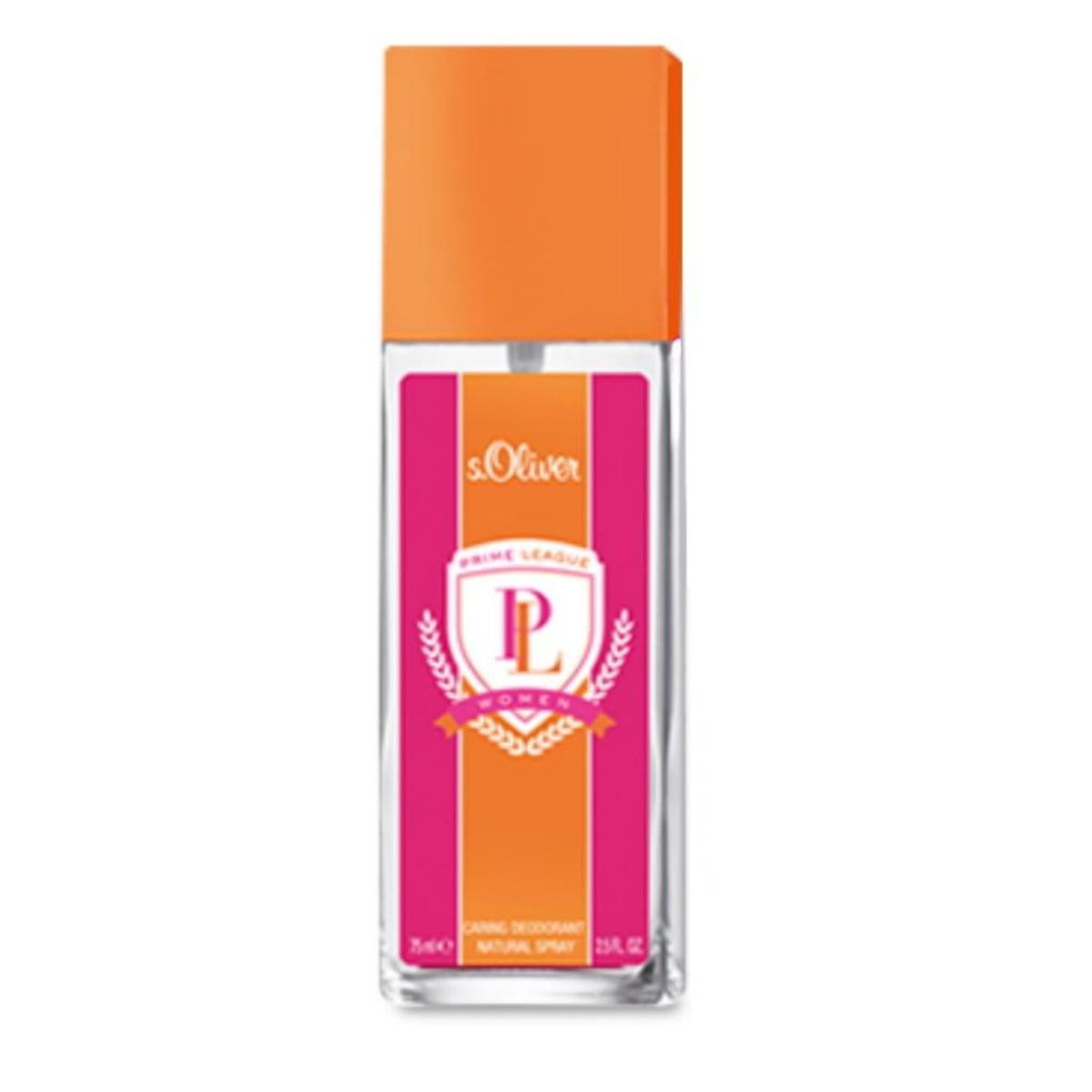 Bild 3 von s.Oliver Damen Deodorant Prime League 75 ml, Größenauswahl:75 ml