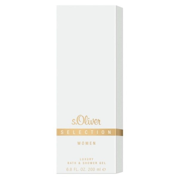 S.Oliver Selection Luxery Bath & Shower Gel (1 St.)