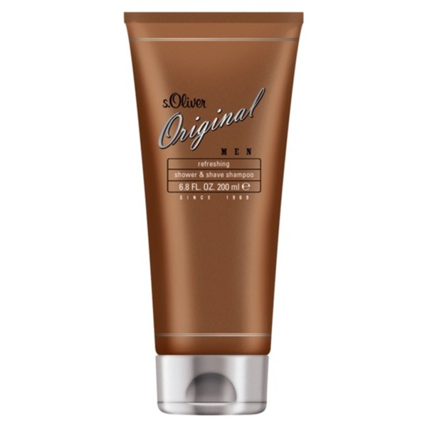 Men Shower and Shampoo 200ml