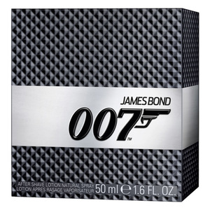 James Bond 007 Aftershave 50 ml
