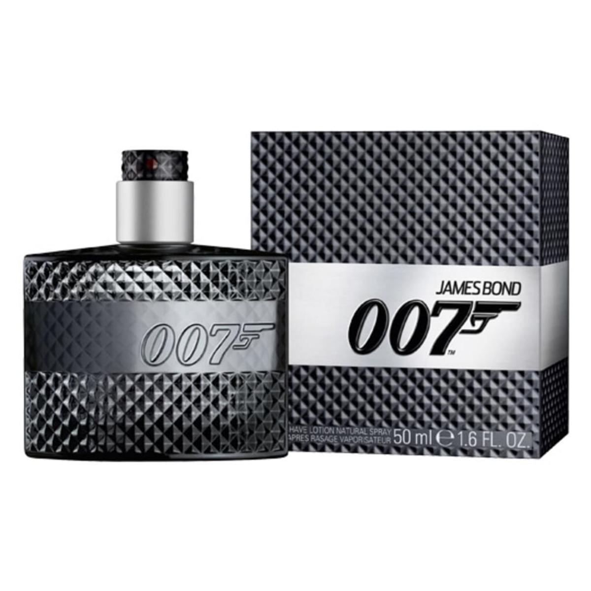 Bild 3 von James Bond 007 Aftershave 50 ml