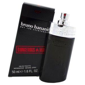 Herrenparfum Dangerous Man Bruno Banani EDT