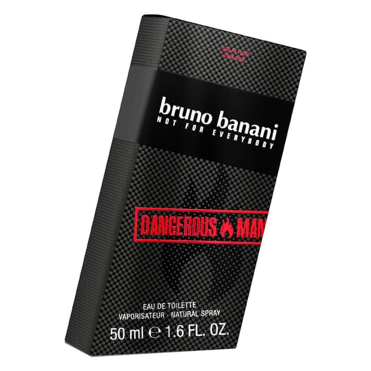 Bild 4 von Herrenparfum Dangerous Man Bruno Banani EDT