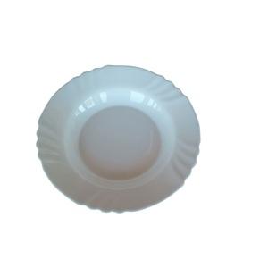 Teller Ebro Weiß ∅ ca. 23,5 cm
