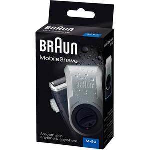 Braun PocketGo Mobile Shave Reiserasierer M90