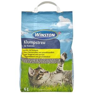 Winston Klumpstreu für Katzen 6 l 0.28 EUR/1 l