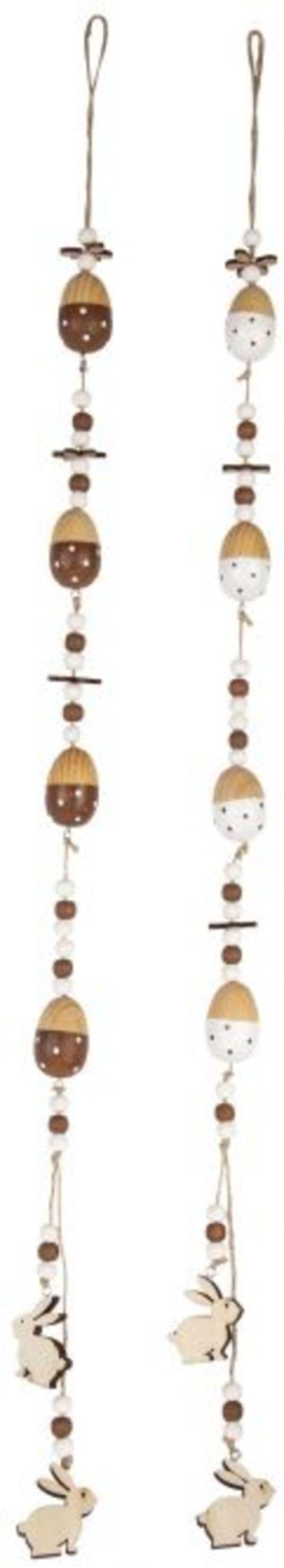 Dekohänger - Ostern - aus Holz - 72 cm - 1 Stück
