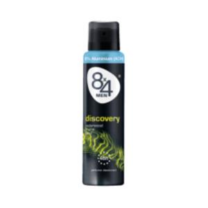 8x4 Deo Spray oder Roll-On