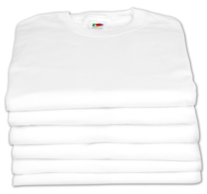 FRUIT OF THE LOOM Herren-T-Shirts