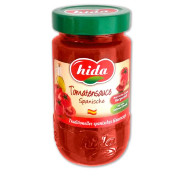 HIDA Spanische Pastasauce