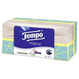 Tempo Taschentücher Original Box 4-lagig 80 Tücher