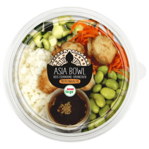 REWE to go Bowl asiatisch 275g