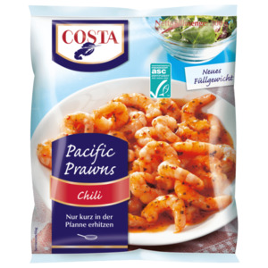 Costa Pacific Prawns Chili 300g