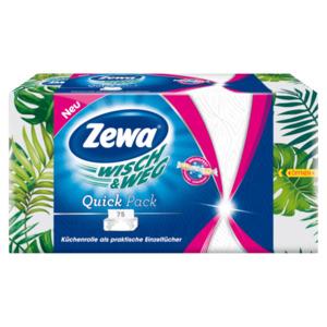 Zewa W&W Quick Pack 75 Stück