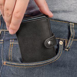 EASYmaxx Security Portemonnaie RFID Schutz schwarz