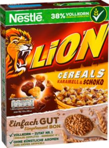 Nestle Cereals Lion 400 g