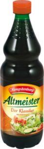 Hengstenberg Altmeister Essig 750 ml