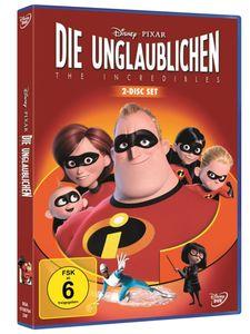 DVD - Die Unglaublichen - The Incredibles