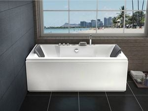 Home Deluxe Laguna Pure Whirlpool ohne Fenster