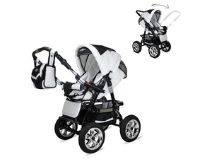 Knorr Baby Kombi Kinderwagen Alive Energy Azurblau Von Rossmann