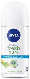 Nivea Roll on Pure & Natural 50 ml