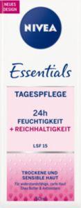 NIVEA Reichhaltige Tagespflege LSF15 50ml