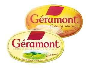 Géramont Weichkäse/ - Zubereitung