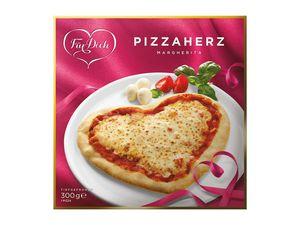 Pizza-Herz