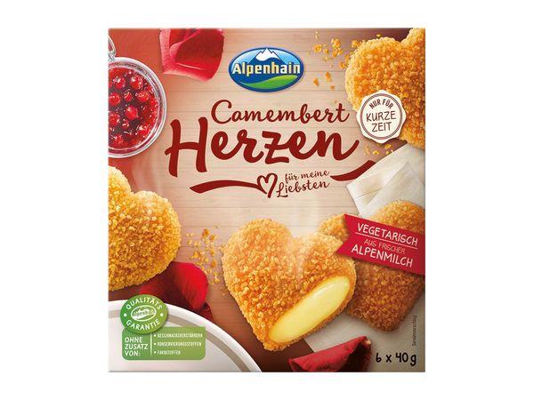 Camembert-Herzen