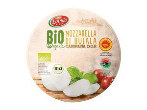 Bio-Mozzarella di Bufala Campana D.O.P.
