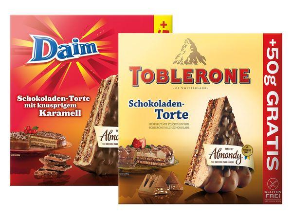 Almondy Torte Von Lidl Ansehen Discounto De
