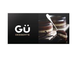 Gü Desserts