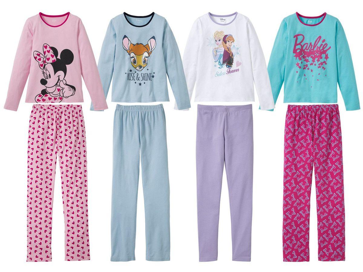Bild 1 von Kleinkinder Mädchen Schlafanzug
