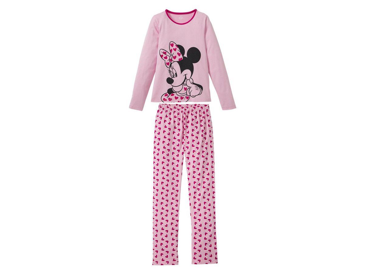Bild 2 von Kleinkinder Mädchen Schlafanzug