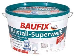 BAUFIX Kristall-Superweiß