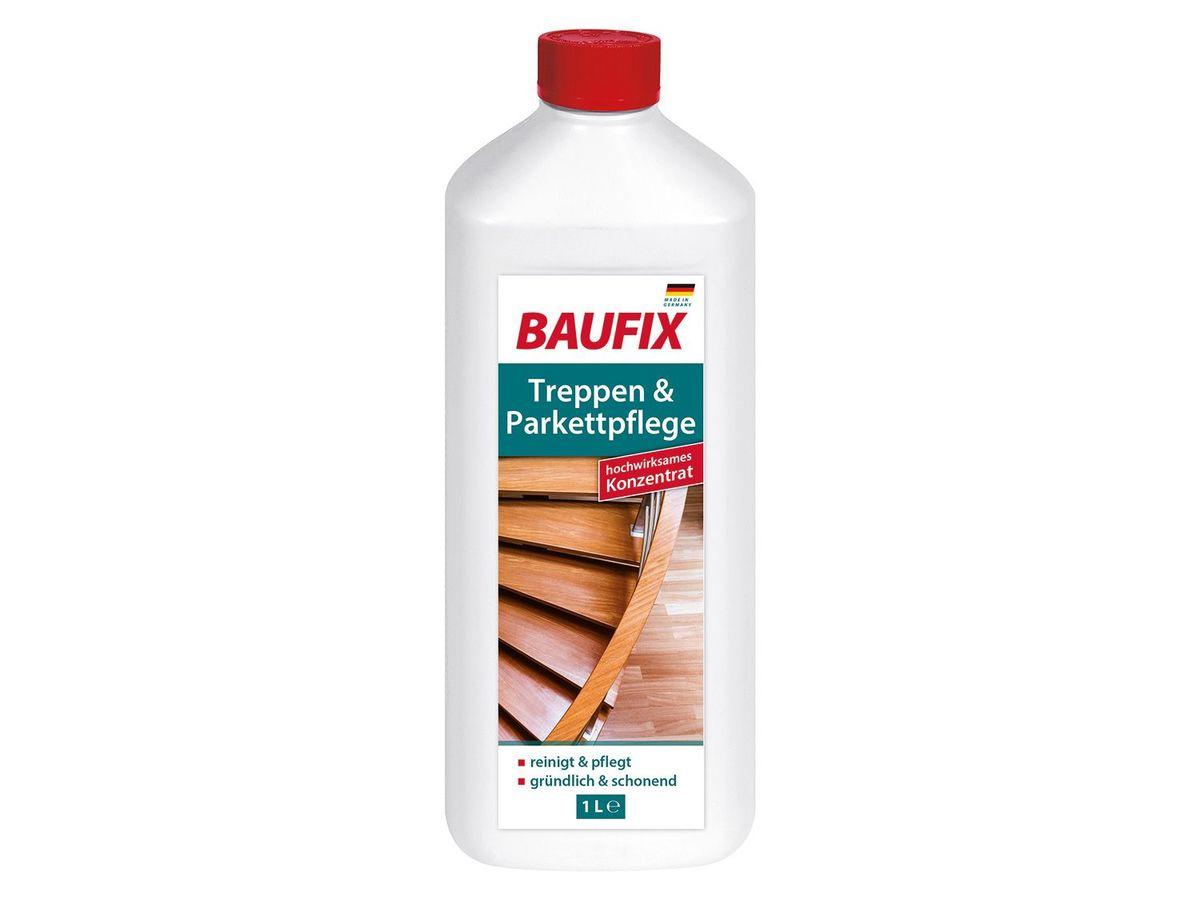 Bild 4 von BAUFIX Treppen- und Parkettpflege / Treppen- und Parkettlack / Hartwachsöl