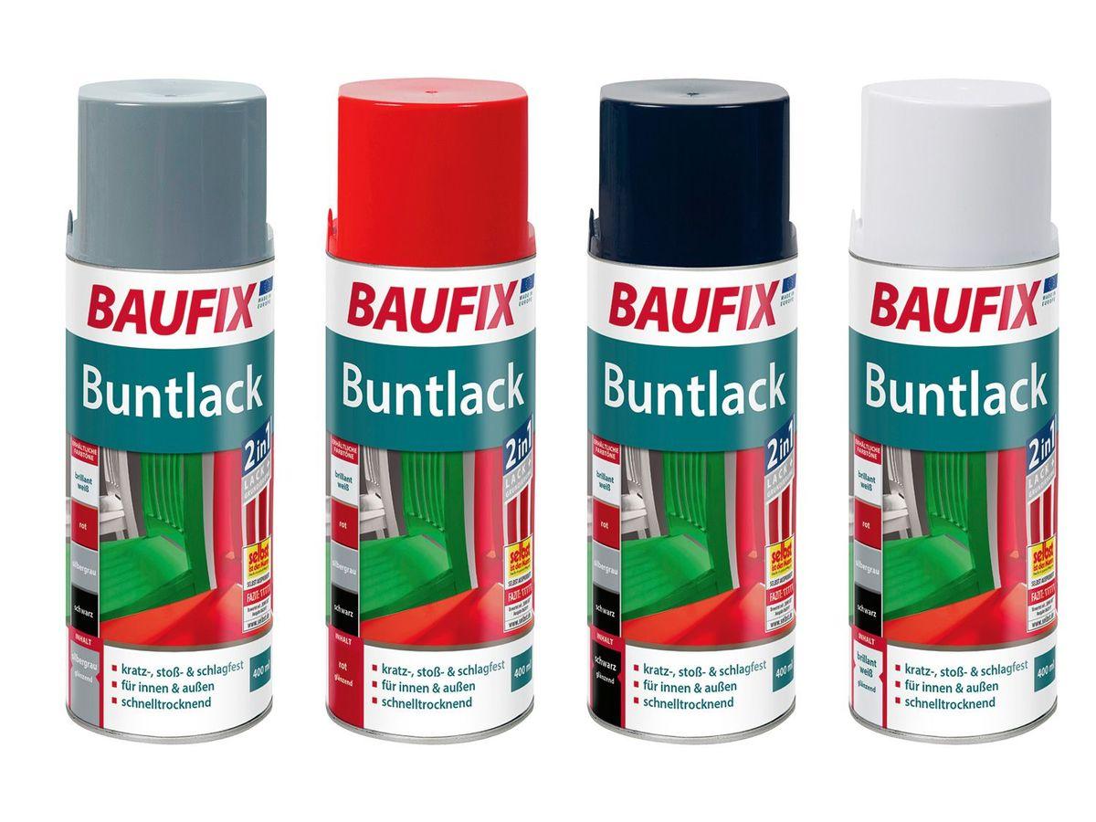 Bild 1 von BAUFIX Buntlack