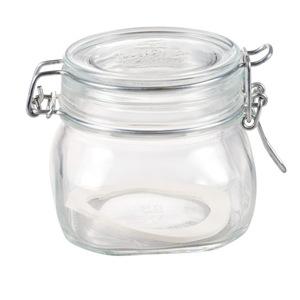 Drahtbügelglas ''Fido'' 0,5 Liter