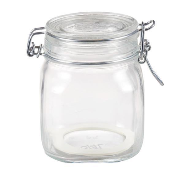Drahtbügelglas ''Fido'' 0,75 Liter